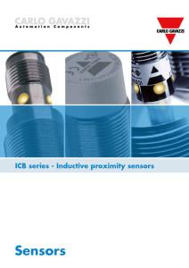 ICB-serien induktive givere