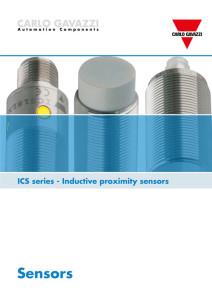 ICS-serien induktive givere