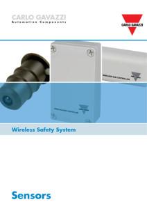 Trådløs fotocelle overføring med WSS-serien