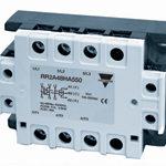 Elektronisk dreieretningsvender for 3-fase motorer inntil 2