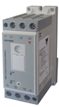 3-fase mykstarter for kompressordrifter. Innebygget bypassrele. 400V. Nominell strøm 32A. 110-400V styresignal. High pressure. Carlo Gavazzi