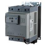 3-fase mykstarter for pumper. 220-400V. Nominell strøm 90A. 24V styresignal og elektronisk vern. Carlo Gavazzi