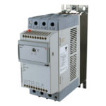 3-fase mykstarter for pumper. 220-400V. Nominell strøm 37A. 24V styresignal. Carlo Gavazzi