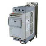3-fase mykstarter for pumper. 220-400V. Nominell strøm 55A. 24V styresignal. Carlo Gavazzi