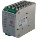 Strømforsyning med UPS løsning type SPUBC