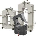 Delbar strømtransformator (1/5A)