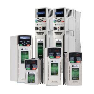 Frekvensomformere Unidrive M-serien fra Control Techniques, Nidec
