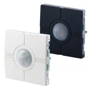 B5X-PIR90 PIR-sensor i fargene sort og hvit