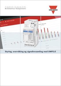 Introduksjon til UWP styresystem