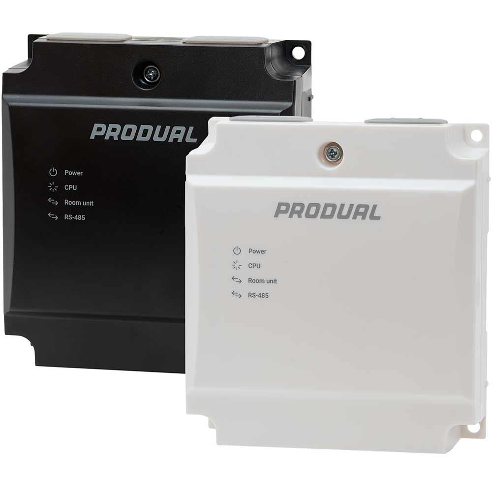 CU-LU og CU-LHB romkontrollere fra Produal