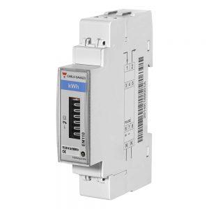1-fase energimåler/forbruksmåler EM110-serie (kWh-måler)