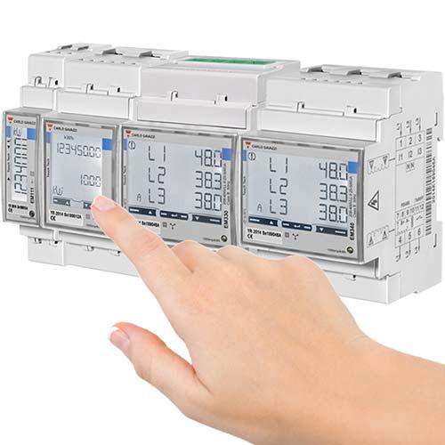 EM100-300 serien energimålere