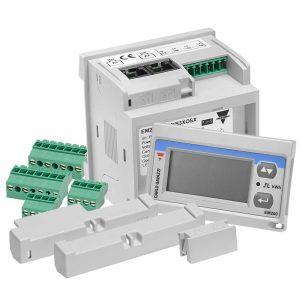 EM270, EM271 og EM280-serien energimålere, forbruksmålere kWh