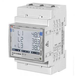 EM340-serien 3-fase energimålere, kWh forbruksmålere