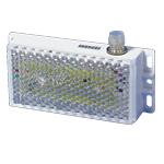 Reflektor 52 x 119mm med varmeelement til fotocelle