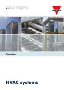 Brosjyre med løsninger for HVAC systemer