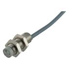 Induktiv giver i IO-Link utførelse. M12 i forniklet messing. Lengde 30mm. Uskjermet med koblingsavstand 8mm. Med 2m kabel.