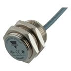 Induktiv giver i IO-Link utførelse. M30 i forniklet messing. Lengde 30mm. Skjermet med koblingsavstand 15mm. Med 2m kabel.