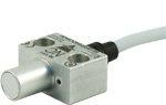 Induktiv giver. Ø12mm utførelse. 2-leder DC utgang. NO. 4mm føleavstand. Aluminium. 2m kabel.