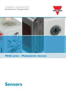 Fotoceller PD30-serien. Brosjyre 08-2017