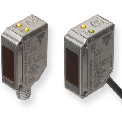 Syrefaste fotoceller med Ecolab godkjenning - PD30-serien