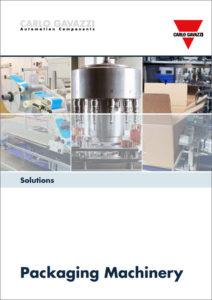"""Pakke- og forseglingsmaskiner. Brosjyre 05-2018. Løsninger. """"Solutions for Packaging Machinery"""""""