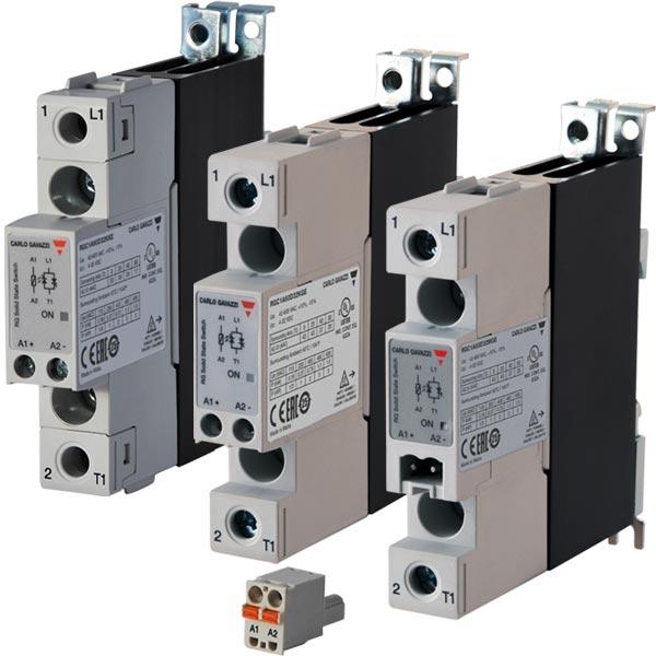 Solid state kontaktorer (SSR) RGC..32-serien fra Carlo Gavazzi