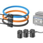 Delbare strømtransformatorer ROG og CTV, samt energimåler EM210
