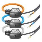 ROG4X1002M250 Fleksible delbare strømtransformatorer (Rogowskispoler)