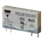 4-pins hjelperele med 1 NO-kontakt. Spolespenning 60VDC.