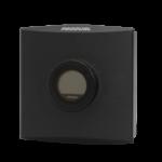 Romføler for Modbus kommunikasjon med Display. Utførelse Sort  . Måleområde 0...50 °C
