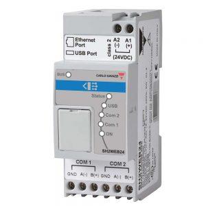 SH2WEB24 Smarthouse controller