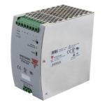 Strømforsyning med parallellfunksjon