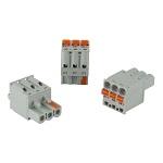 Fjærklemmeterminaler for styresignal RGC…M-serien