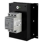 Solid State kontaktor med alarm og overvåkningsutganger og integrert kjøleribbe