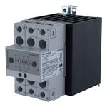 Solid state kontaktor med integrert kjøleplate