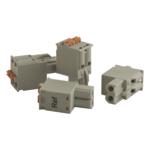 Fjærklemmeterminal til RG…M-serien. 10 stk per pakke