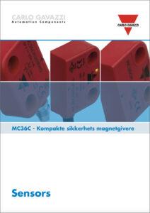 Brosjyre med sikkerhets magnetgivere, juni 2020