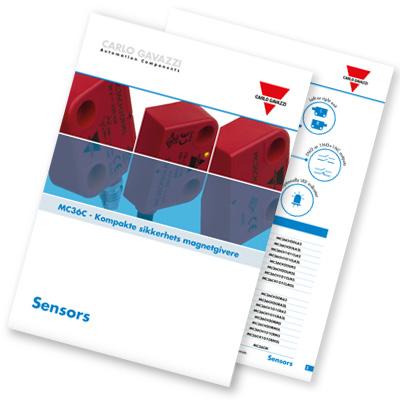 Brosjyre med magnetgivere, juni 2020