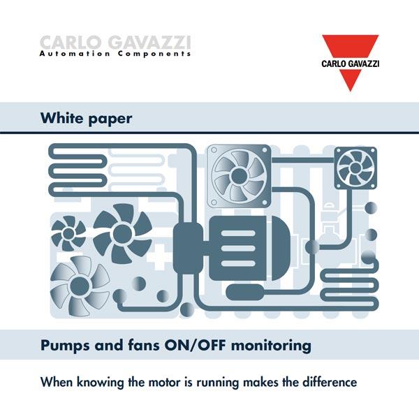 Driftsovervåking av pumper og vifter - White Paper