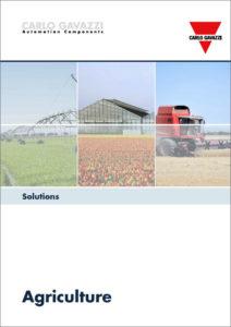 """Løsninger for landbruksindustrien. Brosjyre 05/2018. """"Solutions for agriculture"""""""