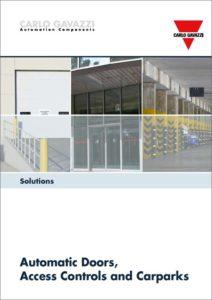 Automatiske dører, porter, adgangskontroll og parkeringssystem