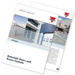 Automatiske dører, porter og adgangskontroll. Brosjyre 02/2019. Solutions for automatic doors and access controls