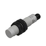 Kapasitiv giver/sensor M18 i kunststoff. Gjenget. Sensoren er uskjermet
