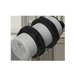 Kapasitiv giver i IO-Link utførelse. M30 i kunststoff. Uskjermet med koblingsavstand 16mm. Med M12 pluggtilkobling.