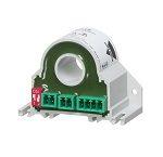 Nettanalysator for AC/DC med Modbusutgang. Spesielt egnet for solcelle/batteri/UPS-anlegg. 50AAC/DC.