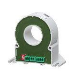 Nettanalysator for AC/DC med Modbusutgang. Spesielt egnet for solcelle/batteri/UPS-anlegg. 300AAC/400ADC.