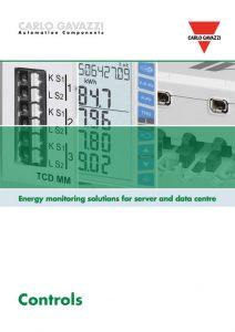 Energimåling for servere og datasentre