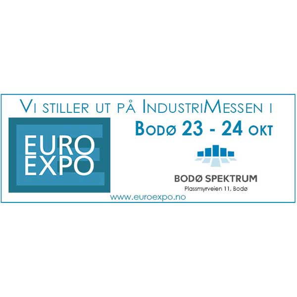 Euro Expo industrimesse i Bodø 2019