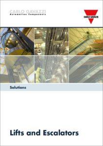 Brosjyre med løsninger for heiser og rulletrapper